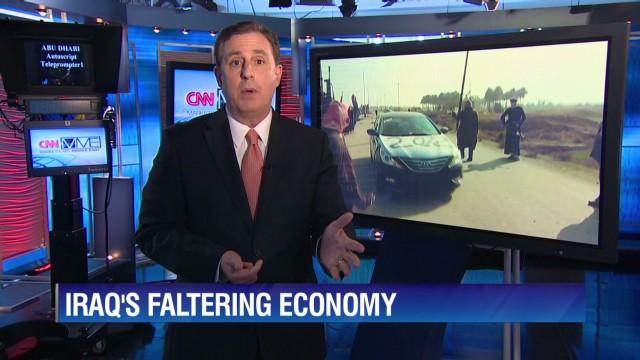 Iraq's faltering economy