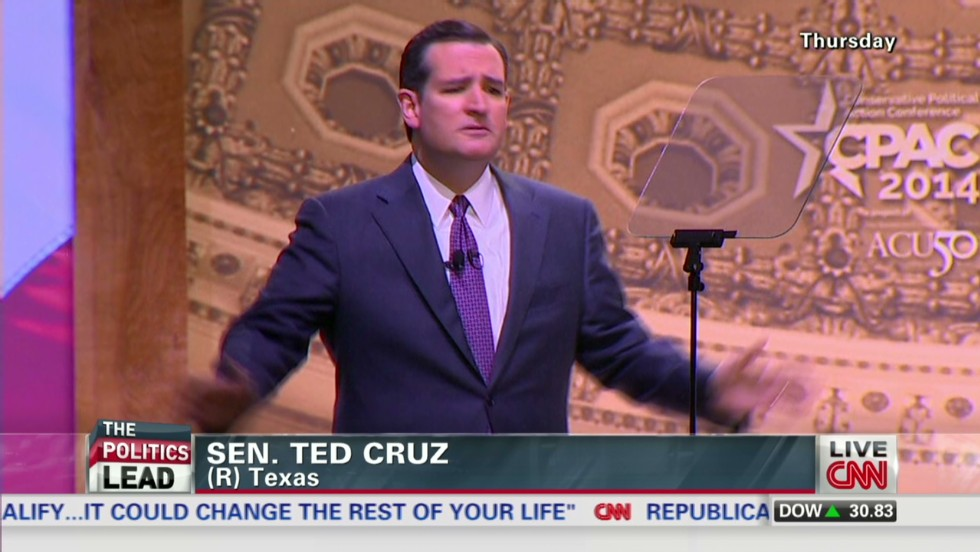 Dole to Sen. Cruz: Check the record