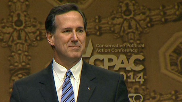 Rick Santorum: Winning means losing