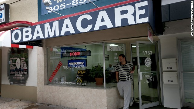 Santorum: Obamacare 'isn't working'