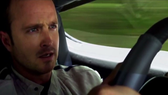 Why Aaron Paul is smashing $300K cars