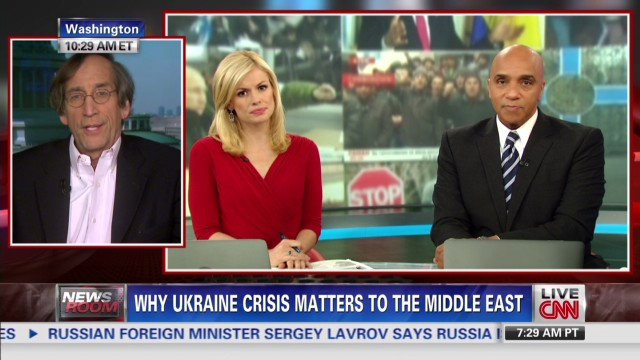 Why Ukraine crisis matters to Mideast