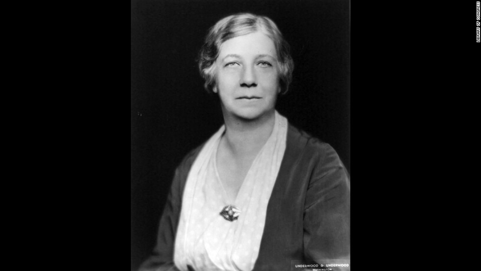"Historian Mary Ritter Beard helped organize the World Center for Women's Archives and was<a href=""http://asteria.fivecolleges.edu/findaids/sophiasmith/mnsss135_bioghist.html"" target=""_blank""> integral in documenting women's history and stories</a>."