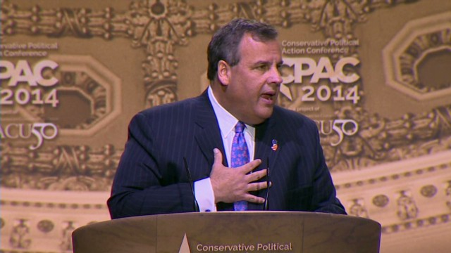 IP: NJ Gov. Chris Christie at CPAC