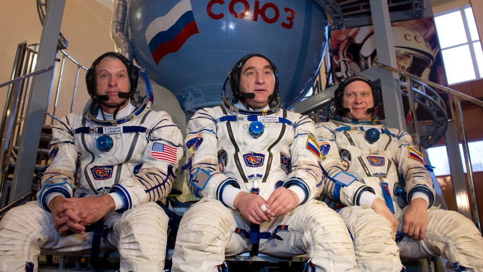 A big chunk of the International Space Station belongs to Russia, and is called the Russian Orbital Segment. Since the retirement of the American space shuttle program, NASA astronauts cannot get to and from the ISS without their Russian counterparts, who now operate the only space shuttles.