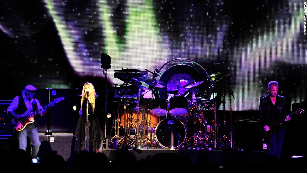 Fleetwood Mac's reunion means $19,123,101.98 in 2013 earnings and the final spot in the Top 10 list.