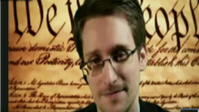 Snowden: 4th amendment changed