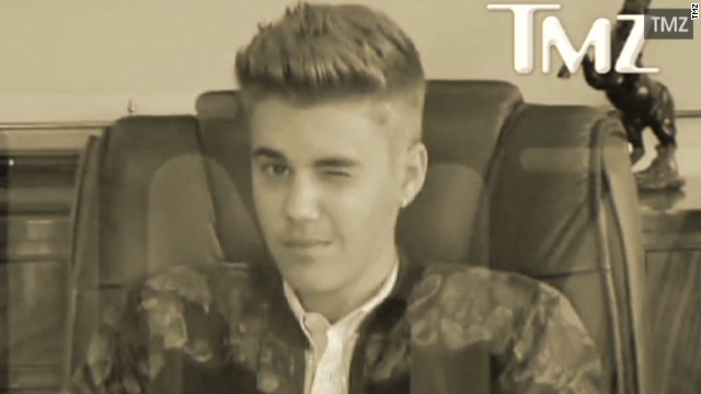 Bieber cops an attitude at deposition