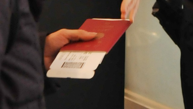 Why travel with a stolen passport?