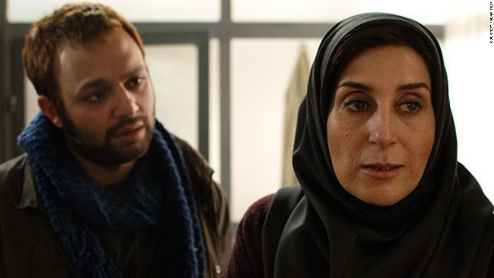 "Saber Abar and Fatemeh Motamed-Arya starred in ""Here Without Me"" in 2011. It was based on Williams' play ""The Glass Menagerie."""