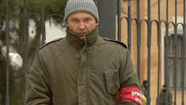 Pro-Russian militias solidify hold