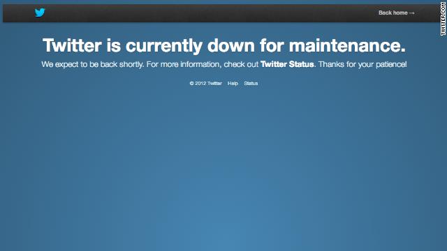 Twitter disruption in Turkey