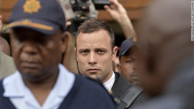 Pistorius' defense grills investigator