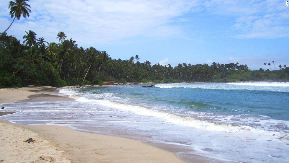 A 10-minute drive from Amanwella, the beach at Nilwalla is perfect for families and beginner surfers. Like a lot of the great beaches and surf spots on the southern coast, it's rarely crowded.