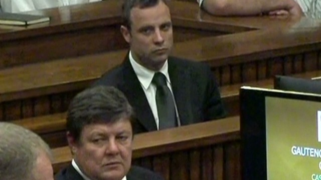 Pistorius' defense takes blows in court