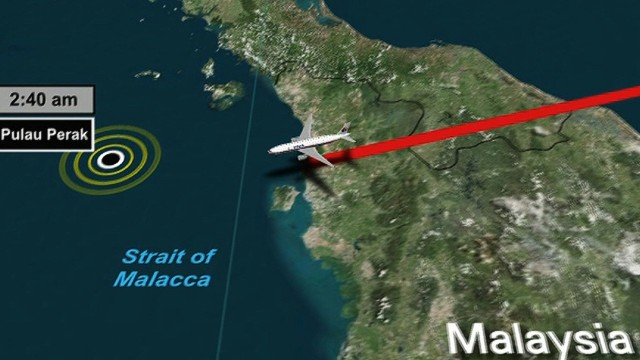 Conspiracy theories surround Flight 370