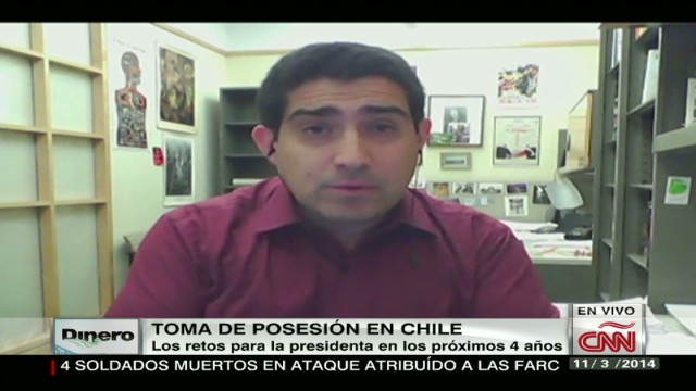 cnnee dinero intvw navia on chile bachelet_00012422.jpg