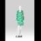 dvf wrap dress on mannequin