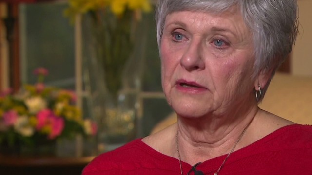 Sandusky's wife: Innocent man is in jail