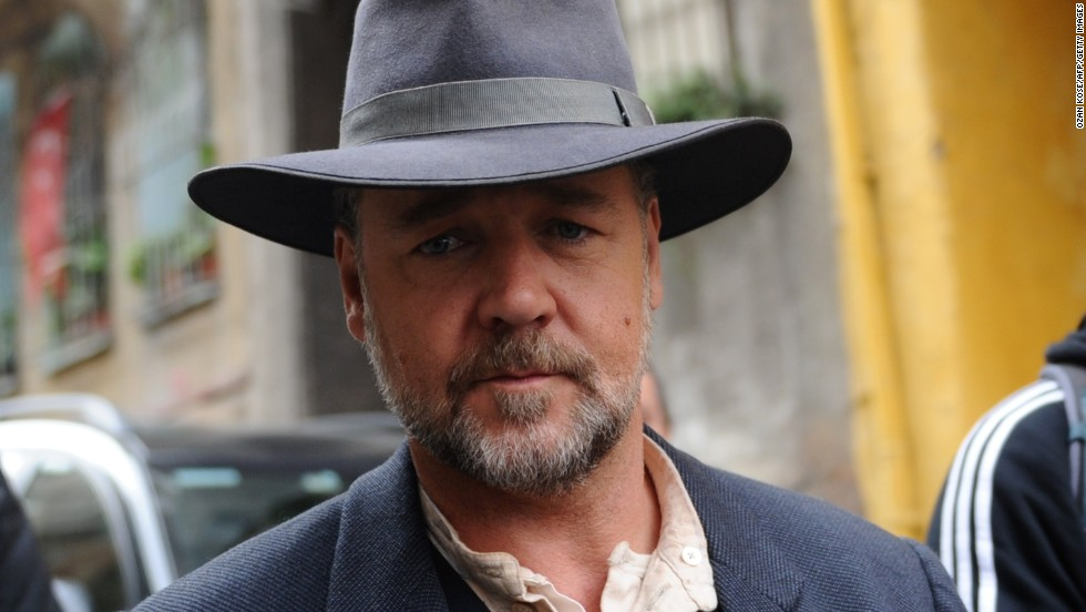 """Russell Crowe turned 50 on April 7. We are sure the """"Noah"""" star was flooded with well wishes."""