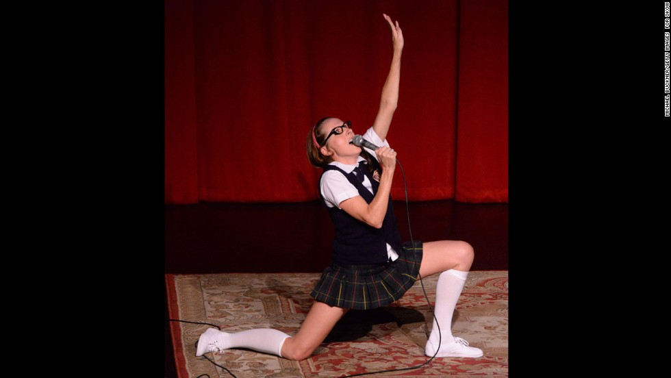 """Molly Shannon remains believable as Catholic schoolgirl Mary Katherine Gallagher. She's a <a href=""""http://www.youtube.com/watch?v=lW85KbKYwYs"""" target=""""_blank"""">""""Superstar!""""</a>"""
