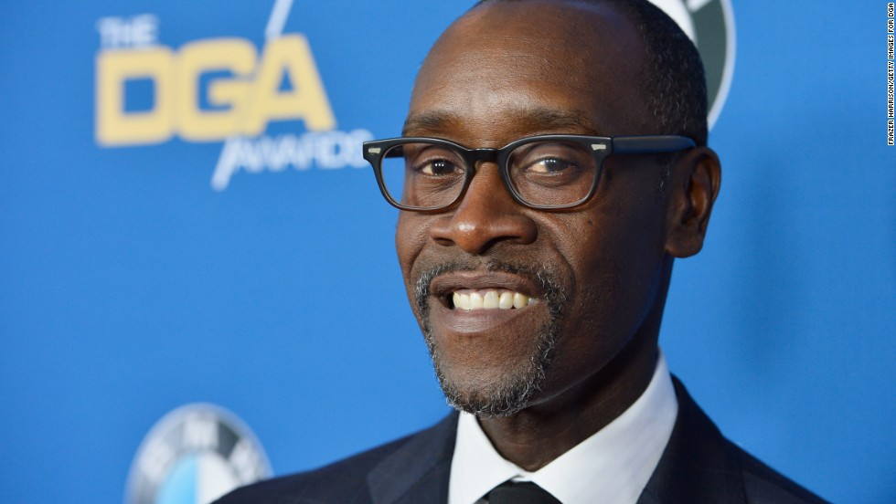 "Actor Don Cheadle is using these years to get into the superhero game, with roles in the ""Iron Man"" films, ""Avengers"" and even <a href=""https://www.youtube.com/watch?v=TwJaELXadKo"" target=""_blank"">""Captain Planet.</a>"" (Warning: There is language in that clip.)"