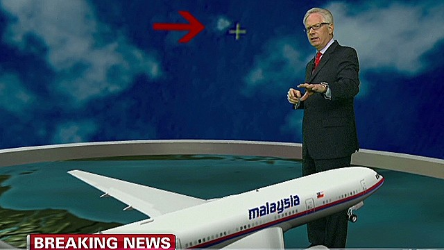 Photos may show missing plane ... now what?