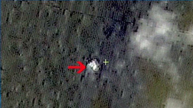 False leads in the Flight 370 search