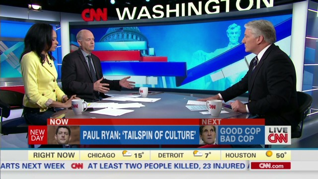 Inside Politics: 'Tailspin of Culture'