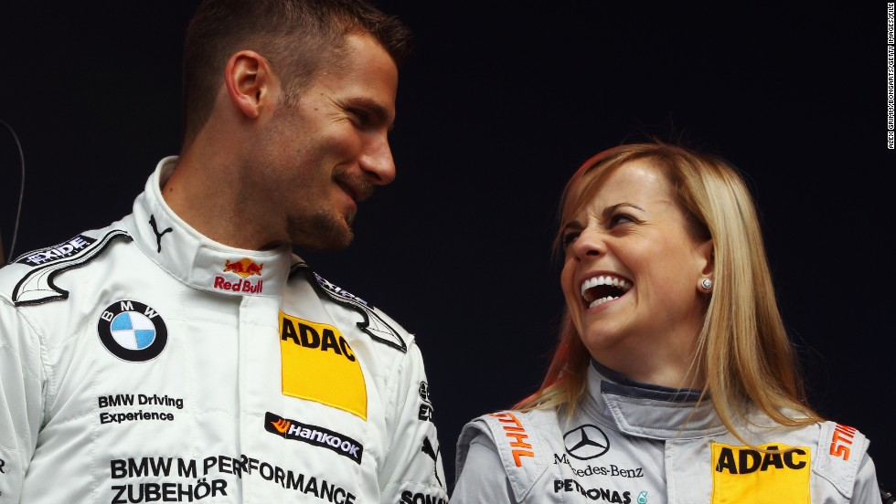 In 2010, Wolff became the first female driver to score points in DTM in almost 20 years.