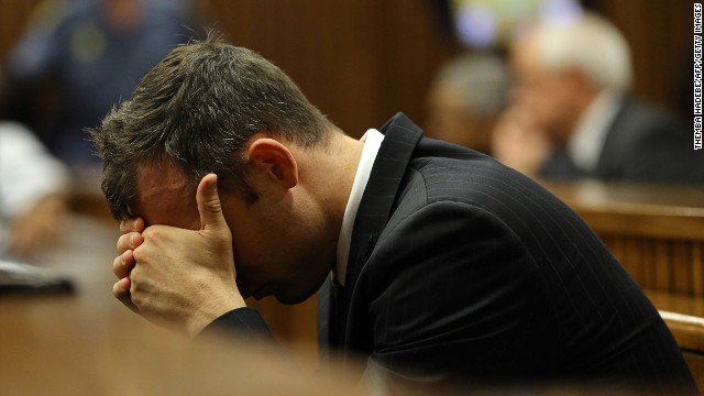 Pistorius gets physically ill again