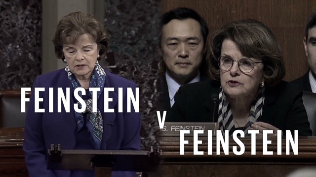 Feinstein: I have asked for an apology