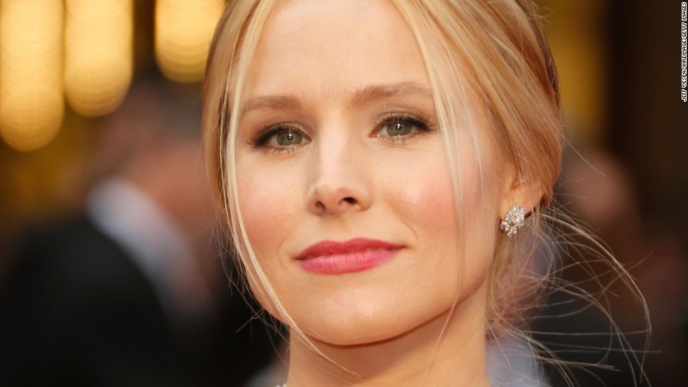 "Kristen Bell is the kind of celebrity everyone wants to be friends with, and it's not hard to see why. With her ""Veronica Mars"" movie arriving in theaters this weekend, we're counting the ways we adore K. Bell:"