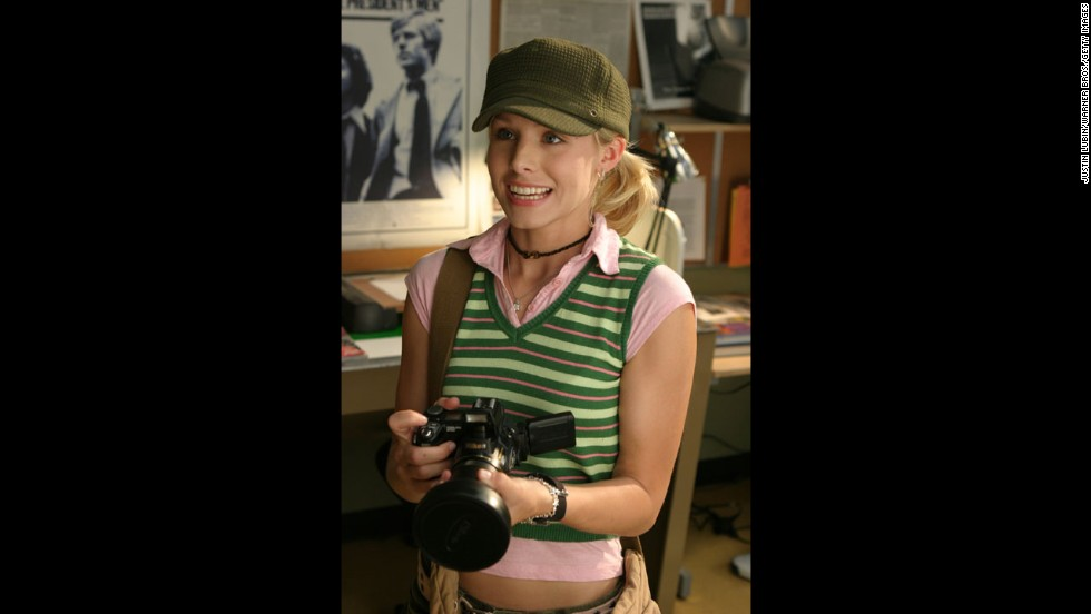 "Bell had racked up a number of TV and film appearances by the time she signed up to play the tough, smart teen PI on ""Veronica Mars."" But it was that role in Rob Thomas' darkly funny series that won her a devoted -- and we mean staunchly so -- fan base. When it comes to Bell, ""Veronica Mars"" fans are nothing but marshmallows."