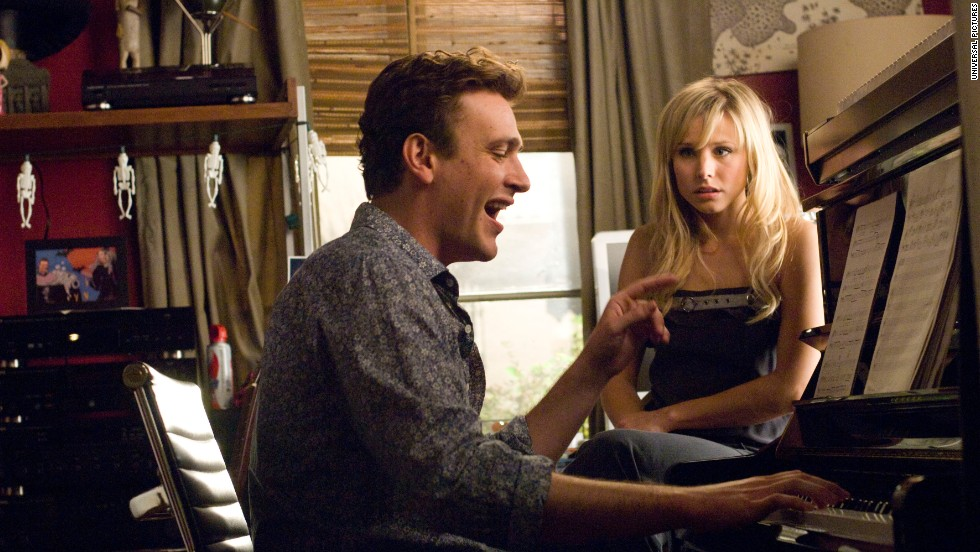 """For Bell, it would be easy to parlay the public's adoration into a steady stream of girl-next-door roles that would have audiences eating from the palm of her hand. But instead, Bell's portrayed some pretty hideous people, from the callous Sarah Marshall in the 2008 rom-com """"Forgetting Sarah Marshall"""" to a 20-something journalist with a severely inappropriate dating life in """"The Lifeguard."""""""
