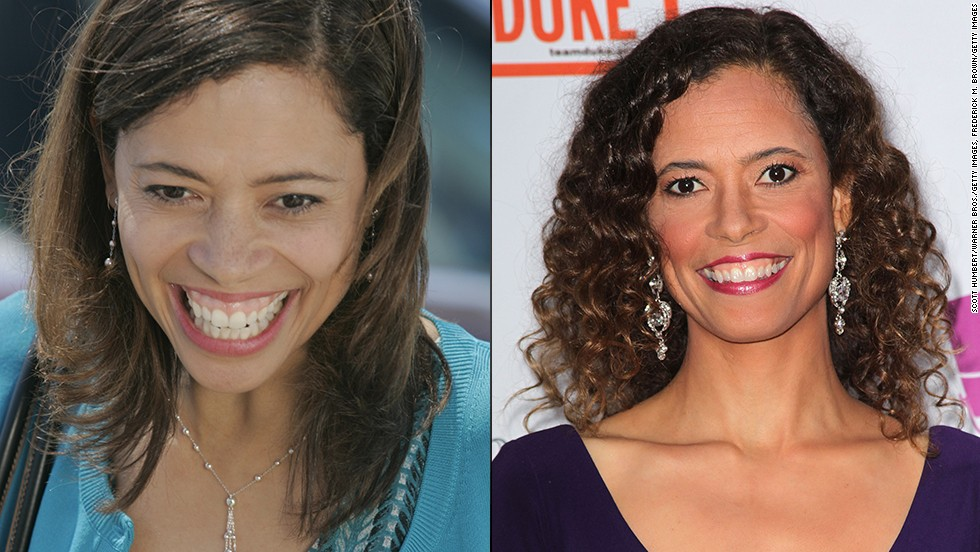 "Erica Gimpel played Wallace's mom, Alicia Fennel, who was skeptical of Keith Mars' nonchalance about his daughter's private-eye work on the side. The former ""Fame"" star also has appeared in ""Boston Legal,"" ""The Young and the Restless,"" ""Nikita"" and ""True Blood."""