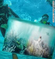 Underwater wonder: Surreal sunken art in the Maldives - CNN.com