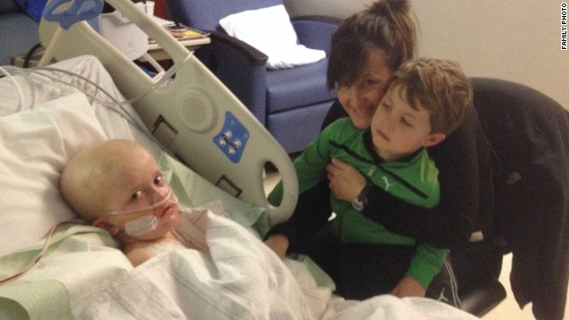 Dying boy will get trial drug
