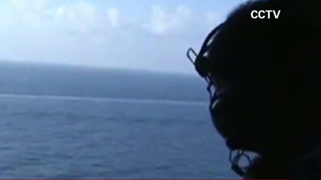 Flight 370 search expands to Indian Ocean