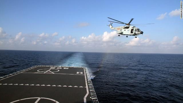 Was MH370 stolen?