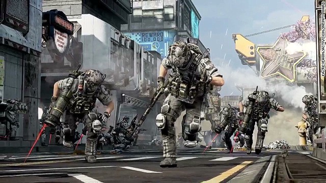 Game Faces: Titanfall's Vince Zampella