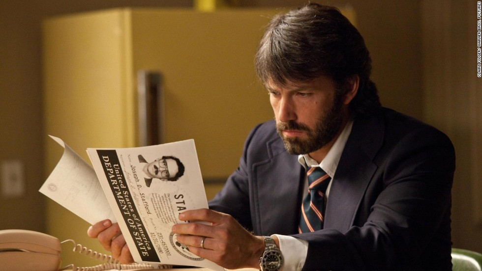 "Ben Affleck played a real-life Hispanic character, Tony Mendez, in the Academy Award-winning 2012 film ""Argo."""
