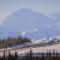 alaska winter-denali parks highway