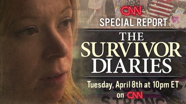 Anderson Cooper's 'The Survivor Diaries'