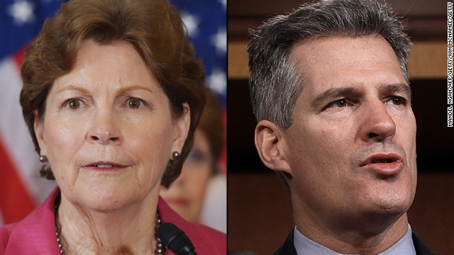 Shaheen, Brown on foreign policy