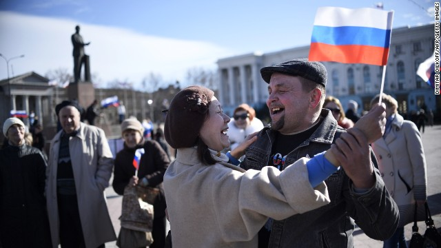 Ukraine crisis like 'slowly unfolding bad movie'