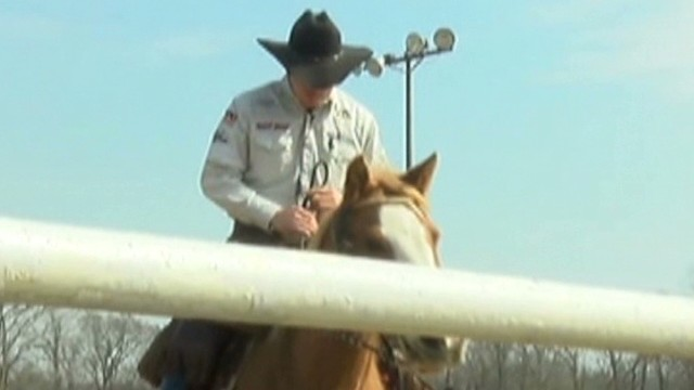 man will travel to 48 states on horseback for charity Newday good stuff 3 18 _00000816.jpg