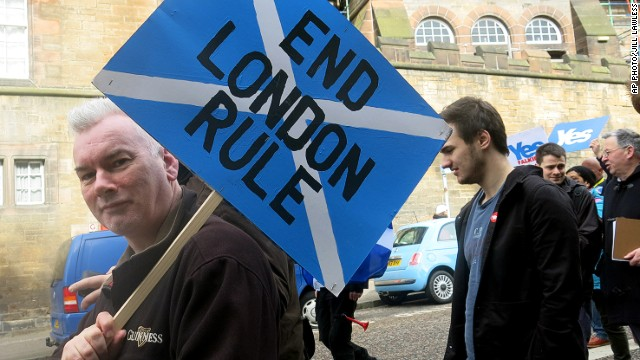 2013: Why is Scotland seeking independence now?