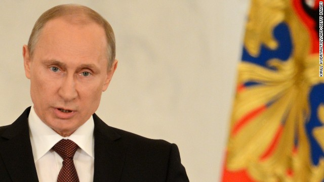 Putin: Crimea vote extremely convincing