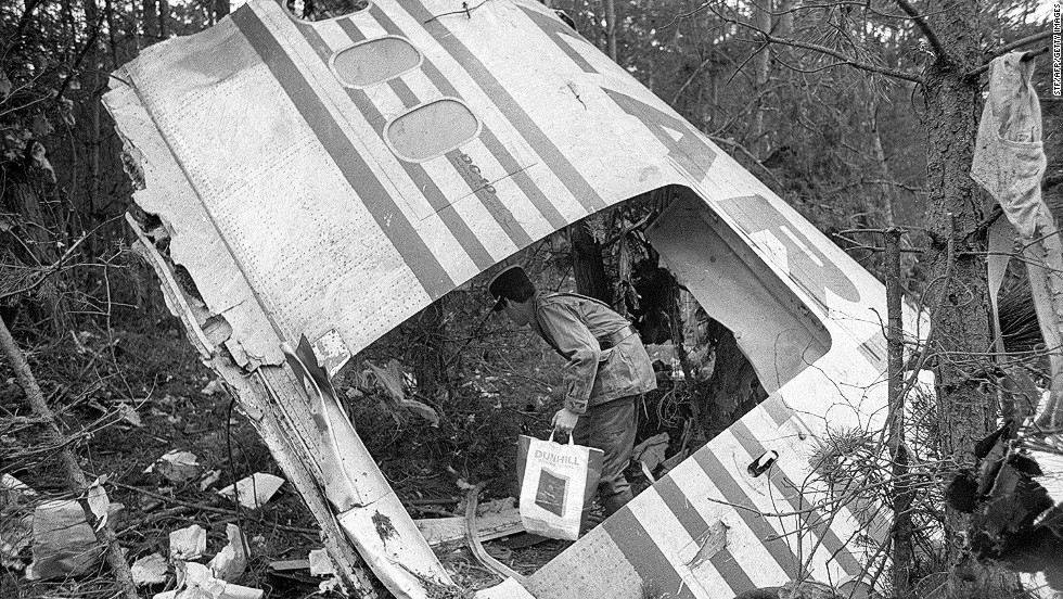 A cargo door blew off Turkish Airlines Flight 981 outside Paris in 1974 while the plane was in the air, causing cabin pressure to drop and eventually leading to a section of the cabin floor to collapse. The accident ultimately led to an industry-wide change in design limiting the possibility of depressurization.